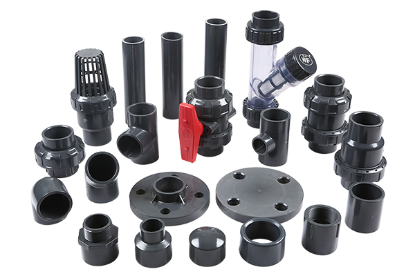 UPVC Valves、Fittings、Pipes