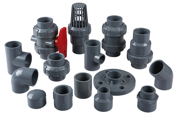 CPVC Valves、Fittings