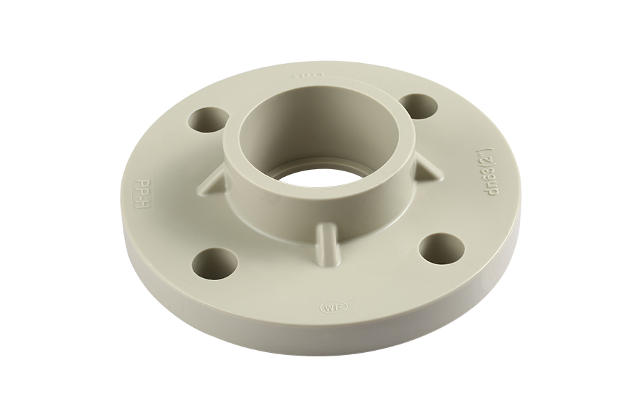 PPR One-piece Flange(DIN)
