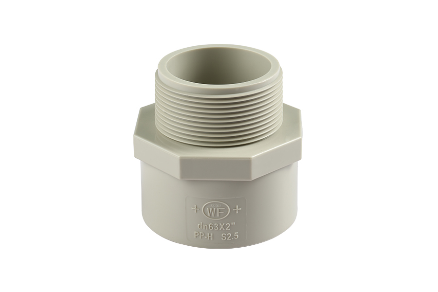 PPR Male Adaptor(DIN)