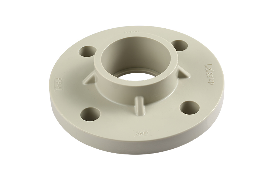PPH One-piece Flange(DIN)