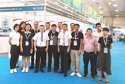 Our company participated in VIETWATER exhibition during 24~26 July 2019