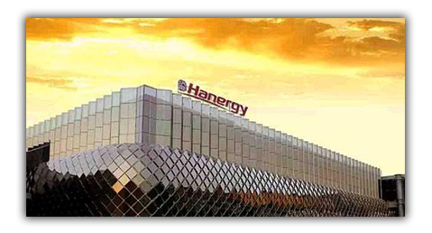 Second phase project of Shandong Hanergy Film Solar Energy Co. LTD